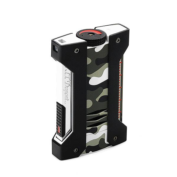[듀퐁 S.T.DUPONT] 021410(CA21410) / Briquet Defi Extreme Camouflage 브리큇 데피 익스트림 카모플라그 라이터 타임메카