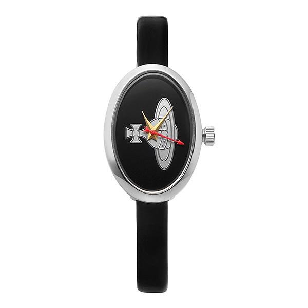 비비안웨스트우드시계 VV019BK Medal  여성용 가죽시계 22mmㅣ비비안웨스트우드