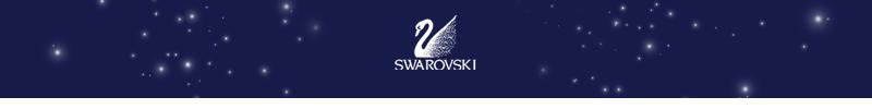 스와로브스키(SWAROVSKI) 5365641 LISABEL 골드 톤 플래팅 목걸이